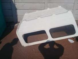 Nissan 1400 Canopy with windscreen