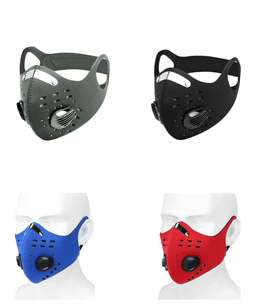 Activated Carbon Face Masks 3 Micron Stylish