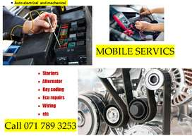 Mechanical and Auto electrical services