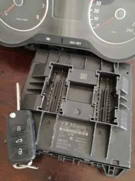VW Polo 6 Body Control Module , Cluster and Key Set for R2 500