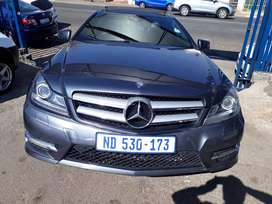 2014 Mercedes Benz C Class Automatic With Service Book
