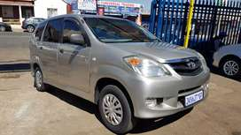 Toyota Avanza 1.5 manual leather seat and good condition