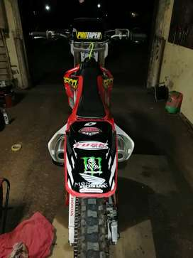 Crf 250r to swap for 250 2 stroke