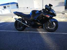 Zx14 to swap