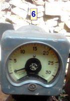Амперметр,вольтметр постоянного тока М 160, 0-30 А