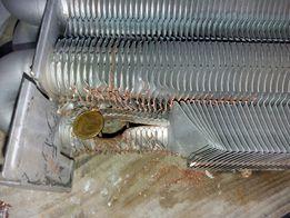 Реставрація,пайка теплообмінників до газових котлів