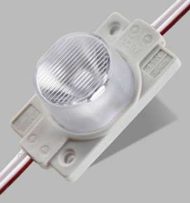LED Light Modules Waterproof Injection Block Moulded in Cool White