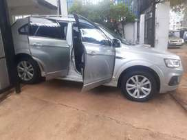 Automatic Chevrolet Captiva 2.0LT 7seater