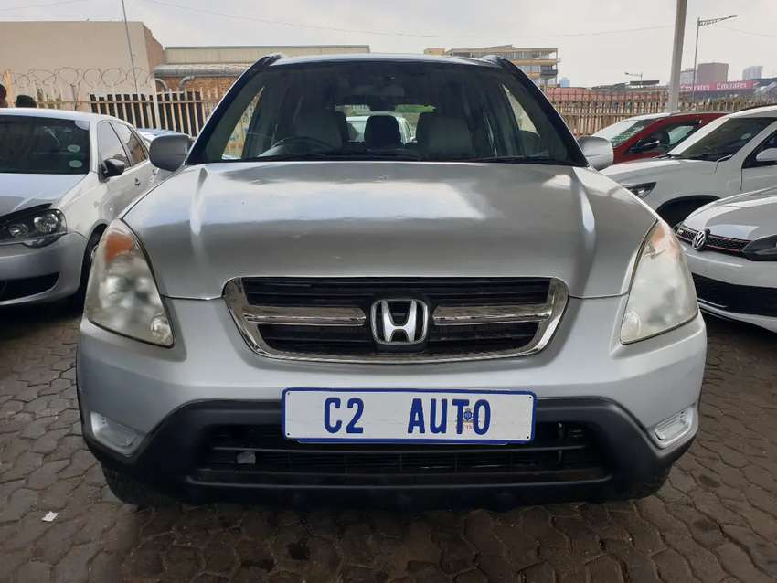 2004 Honda CR-V 2.0 ivTEC Manual 0