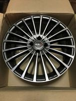 "Felga 17"" 7J ET 35 4*98 MAK precision technology performance wheels"