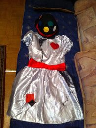 Карнавальный костюм Хлопушка,Конфетка от 8-10