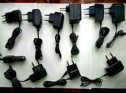 Зарядные устройства автомобильные, для мобильных телефонов - новые
