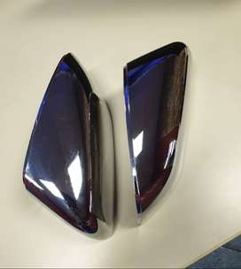 Land Rover Disco 4 & Range Rover Sport Chrome Mirror Covers