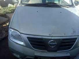 NISSAN NP200 BAKKIE STRIPING FOR SPARES