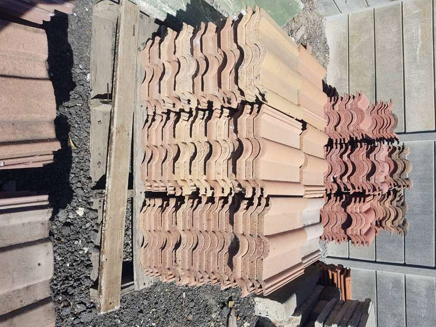Various rooftiles for sale