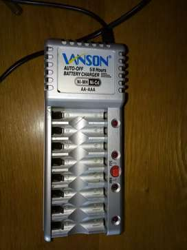 Vanson battery charger
