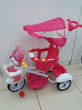 Kids Umbrella Tricycle