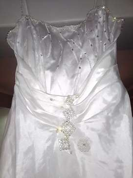 21st dress/wedding dress