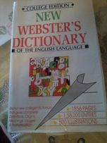 New Webster's Dictionary of the English Language,College Edition.
