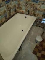 Реставрация ванн от профессионалов