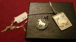 Łańcuszek z znakiem zodiaku