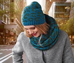 Теплая и мягкая шапочка от Tchibo( Германия), размер универсальный,