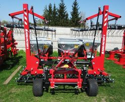 Brona NOWY Chwastownik Hydraulika 6,0m AGRO-FACTORY - Transport, RATY