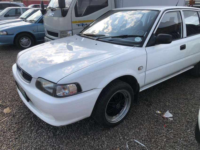Toyota Tazz 1.3 mags 0