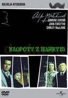 Kłopoty z Harrym (kolekcja Alfreda Hitchcocka) [DVD]