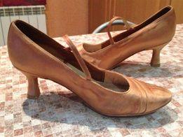 Танцевальные туфли для европейской программы