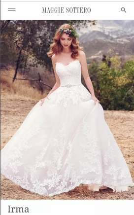 Maggie Sottero Irma wedding dress