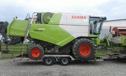 Transport kombajnów i maszyn rolniczych