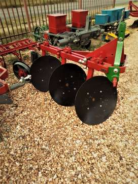 3 Disc Plough , Skottel ploeg