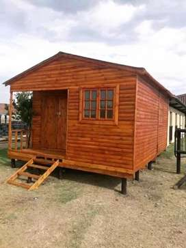 Eg Wendy log cabin available