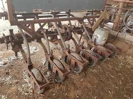 Secondhand farming equipment
