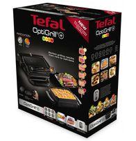 Гриль Tefal GC714834 OptiGrill + є форми для випічки