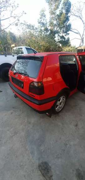 VR6 Golf Immaculate condition