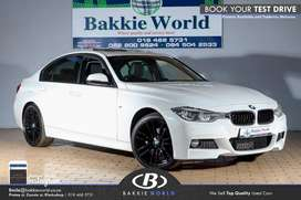 2016 BMW 3 Series 320D MSport Auto
