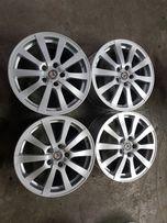 Felgi aluminiowe 17 5x112 vw mercedes skoda seat audi