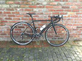 Small carbon road bike