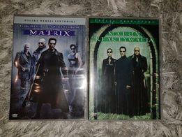Matrix + Matrix Reaktywacja -2 Filmy DVD