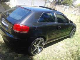 Audi A3 for sale or swap for e36, e46 0r vw caddy