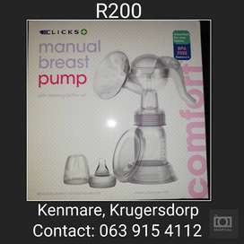 Manual Breast pump for sale