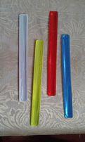 Продаю светоотражающие браслеты