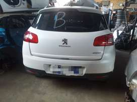 STRIPPING PEUGEOT 4008 CAR SPARE PARTS