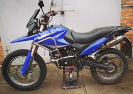 Дуги, боковые рамки viper vxr250, shineray 6b, 6c, geon x-road 250