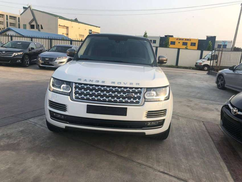 2014 Range Rover autobiography for Sale 0
