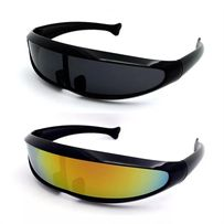 Szybkie okulary X MEN wakacje 2019 laser sunglasses