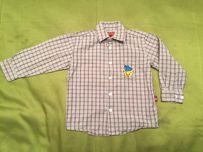 Koszula chłopięca 98