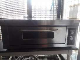 1Deck two tray industrial baking oven